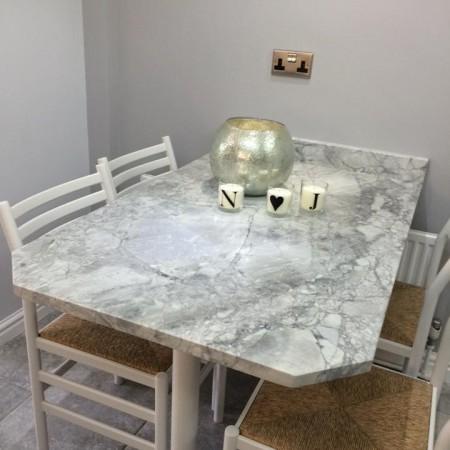 Antiquity Super White Quartz Quartzite Manchester Doncaster