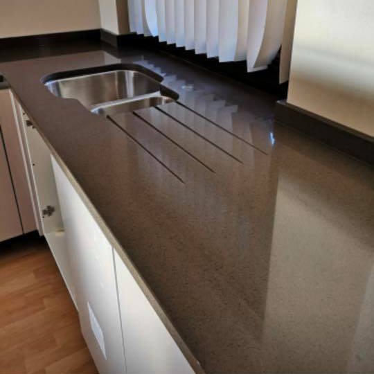 Antiquity Technistone Elegance Dark Grey Quartz Scunthorpe Doncaster