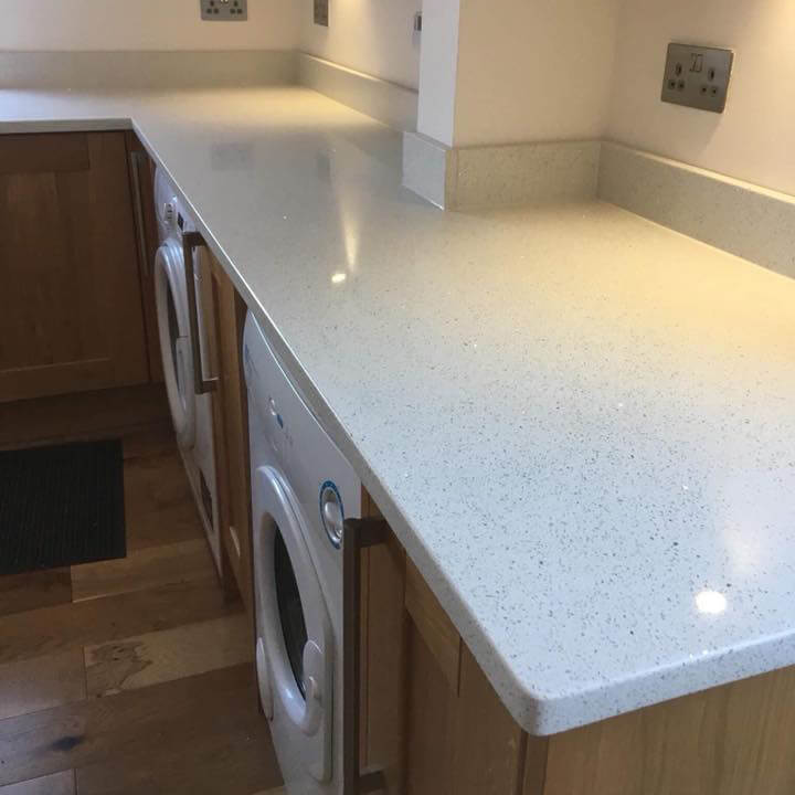 White Starlight Quartz Antiquity Doncaster Rotherham