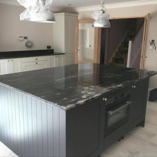 Cosmic Black Granite Gainsborough Doncaster